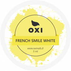GELINIAI DAŽAI, FRENCH SMILE WHITE